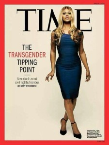 Laverne Cox on TIME