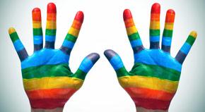 rainbow-hands