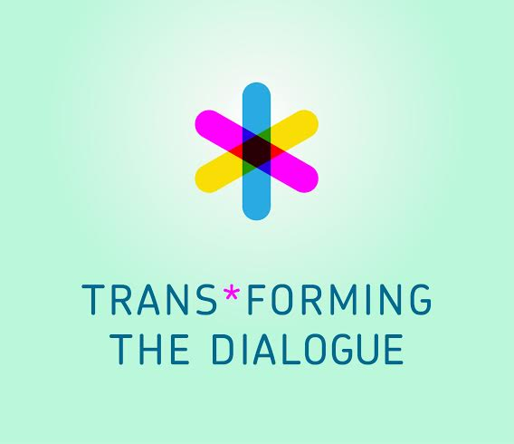 Trans*forming the Dialogue Logo